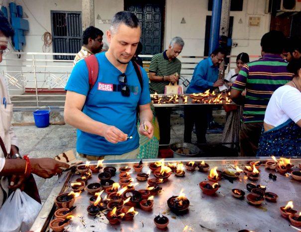 Mylapore walk, walking tour in Chennai