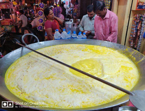 Food street walk in Bangalore